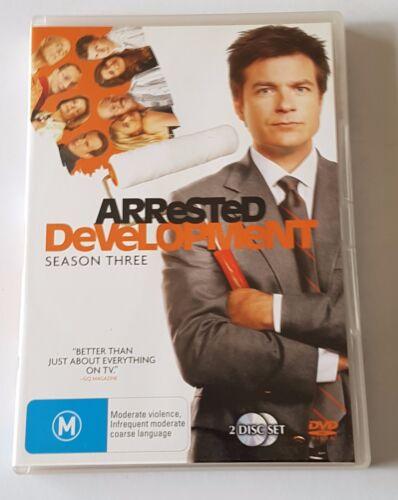 1 of 1 - Arrested Development : Season 3 DVD, 2-Disc Set (#DVD01624)