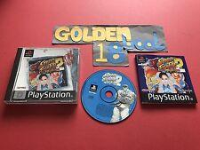 Juego de Playstation 1 PS1-Street Fighter Colección 2-PS2 3 Rápido Post