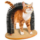 Cat Scratcher Arch Post Scratching Toy Scratch Grooming Play Furniture Fine