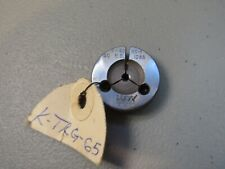 Machinist Thread Ring Gauge Set 5 40 Nc 3 Go Pd 1088 Nogo Pd 1071