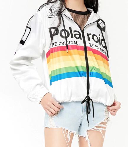 Polaroid Windbreaker Unisex Jacket