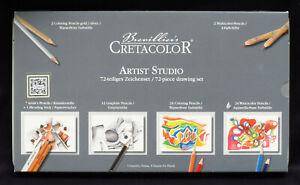 72-Artist-Studio-Colouring-Pencils-Cretacolor-Smooth-and-rich-colours-Austria