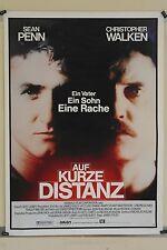 DX100 - KINOPLAKAT - Sean Penn/Christopher Walken AUF KURZE DISTANZ