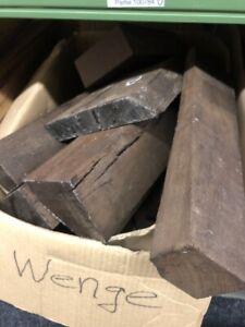 Wenge-Reste-Leftover-Tonholz-Tonewood-Drechseln