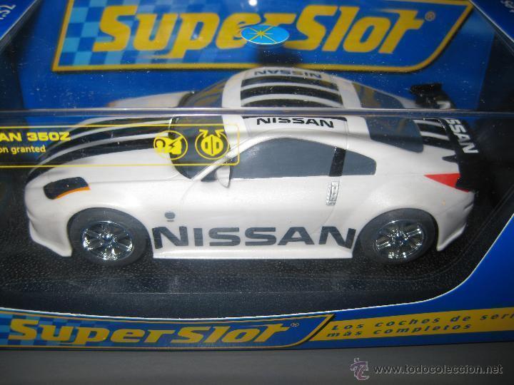 DIGITAL SUPERSLOT REF. H2736D NISSAN 350Z 1 32 NEW