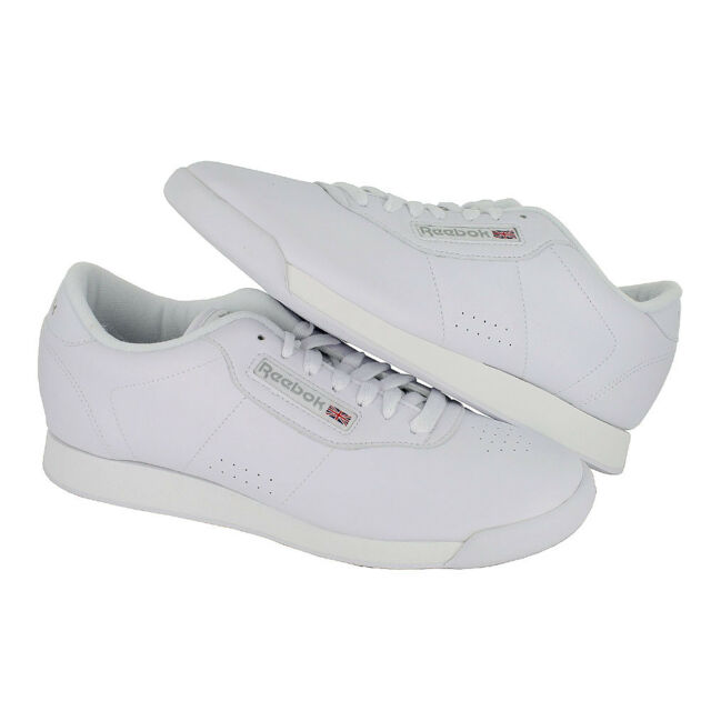 5f6011e2c74 Reebok Princess Wide D Womens Classics Shoe White 6 for sale online ...