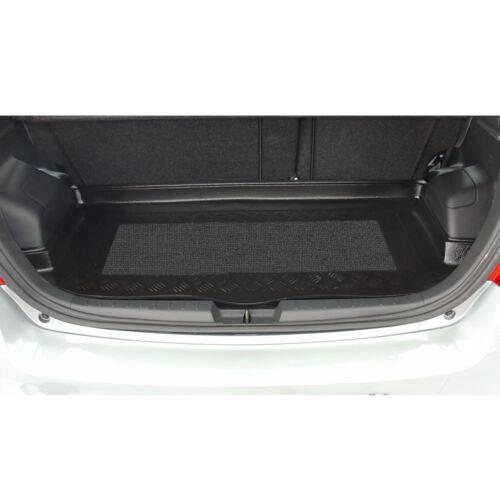 Kofferraumwanne Antirutsch für Toyota Yaris 2 II Hatchback 2005-2011 Boden hoch