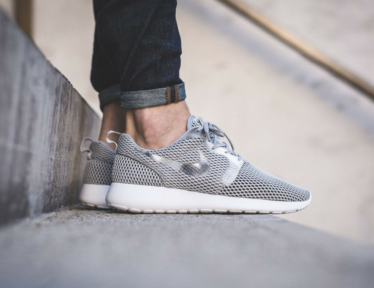 Nike roshe one hyperfuse gpx br gpx hyperfuse baskets gym fashion-uk 8 (eu 42.5) wolf Gris bc1dfd