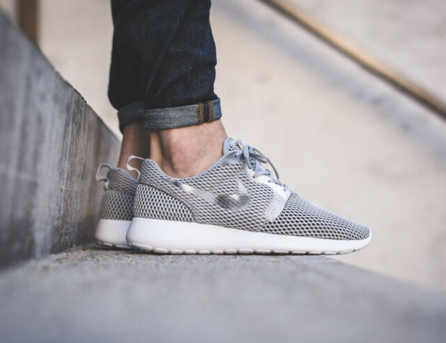 10dca71e2e5 Nike Roshe One Hyperfuse BR GPX Trainers Gym Fashion - UK 8 (eu 42.5) Wolf  Grey for sale online