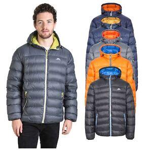 Trespass-Whitman-Mens-Down-Jacket-Lightweight-Warm-Puffer-in-Grey-Navy-Orange