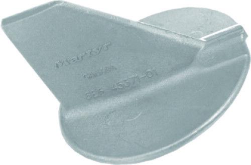 Yamaha Outboard Trim Aluminum Anode 6E5-45371-01 RH Rotation Salt//Brackish Water