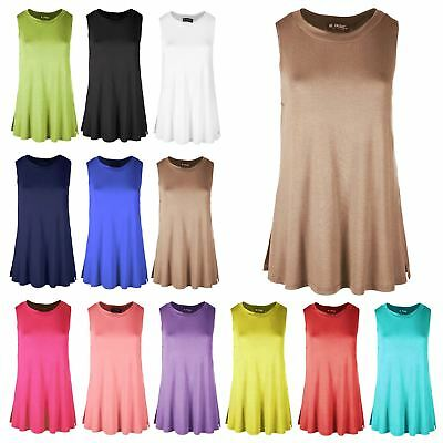 L 16-18 uk various colour stretch Styled By Side Split Top tunic S 8-10,M 12-14