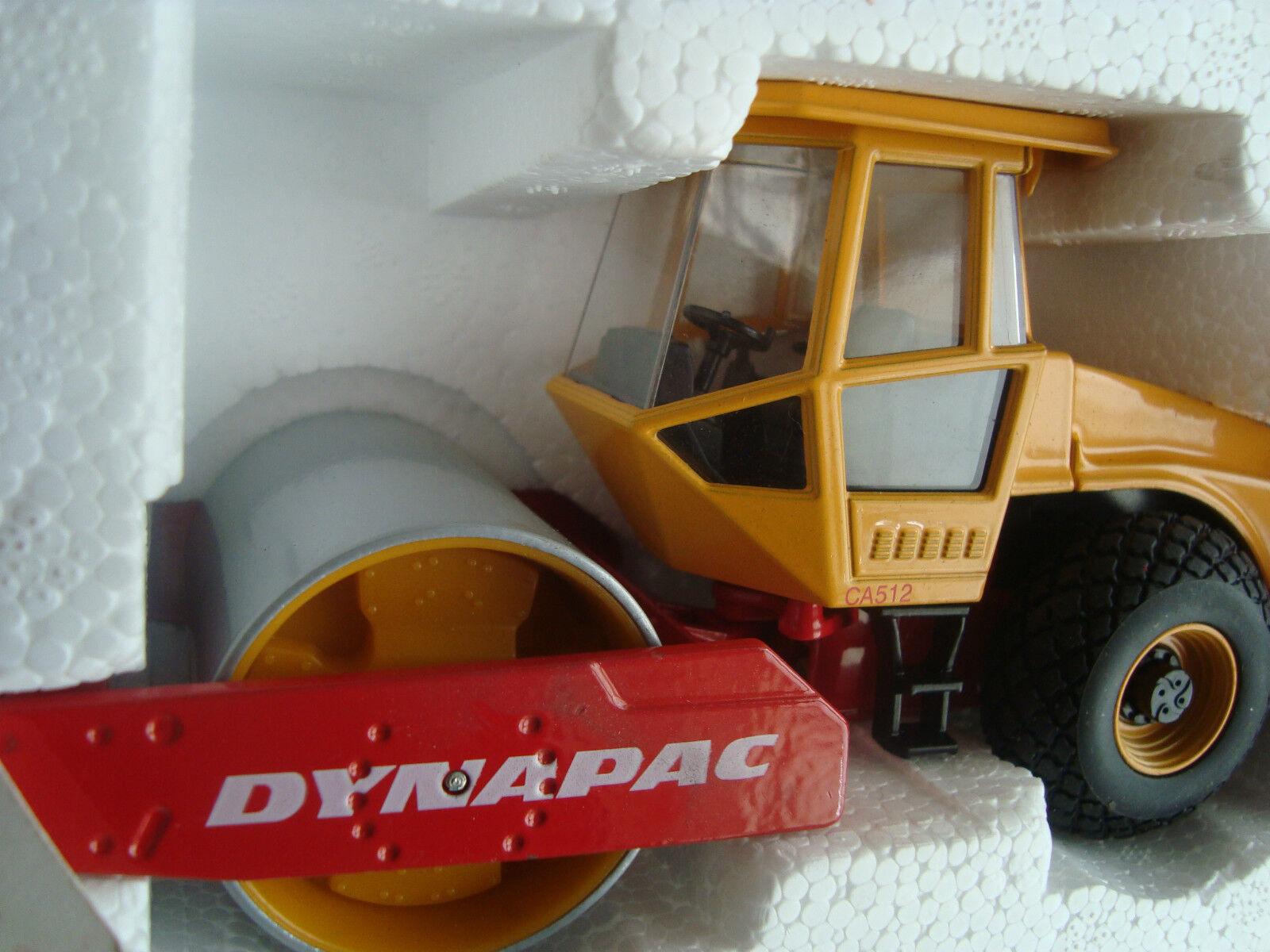 03.09.16.1 Joal Dynapac vibratory roller CA 512 1//35