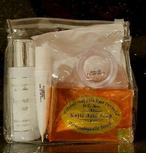 Authentic Dr Alvin Rejuvenating Whitening Professional Skin Care Soap Cream Set Ebay