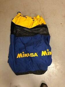 68065696946 mikasa soccer ball Volleyball Bag 100033914555 | eBay