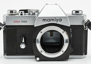Mamiya-DSX1000-DSX-1000-Body-Gehaeuse-SLR-Kamera-Spiegelreflexkamera