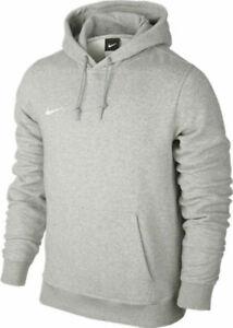 Nike Team Club Fußball Hoodie Hoody Herren Kapuzenpullover Sweatshirt 658498-050