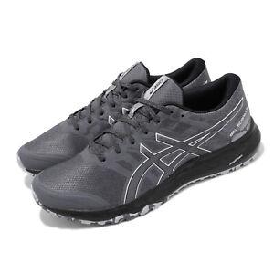 Asics-Gel-Scram-5-Grey-White-Black-Men-Trail-Running-Shoes-Sneakers-1011A559-020