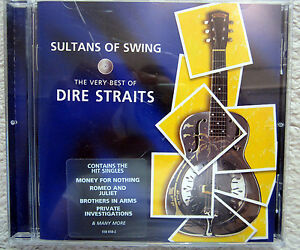 CD / DIRE STRAITS / SULTANS OF SWING / 1998 /