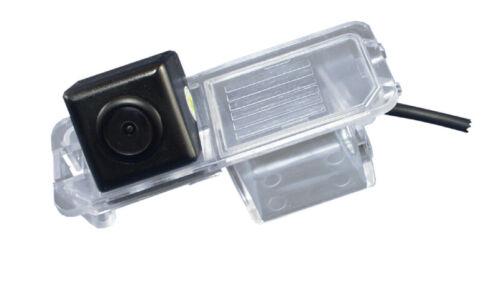 Para skoda superb 2 3t4 camara de vision trasera cámara para matrícula lámpara ayuda para aparcar