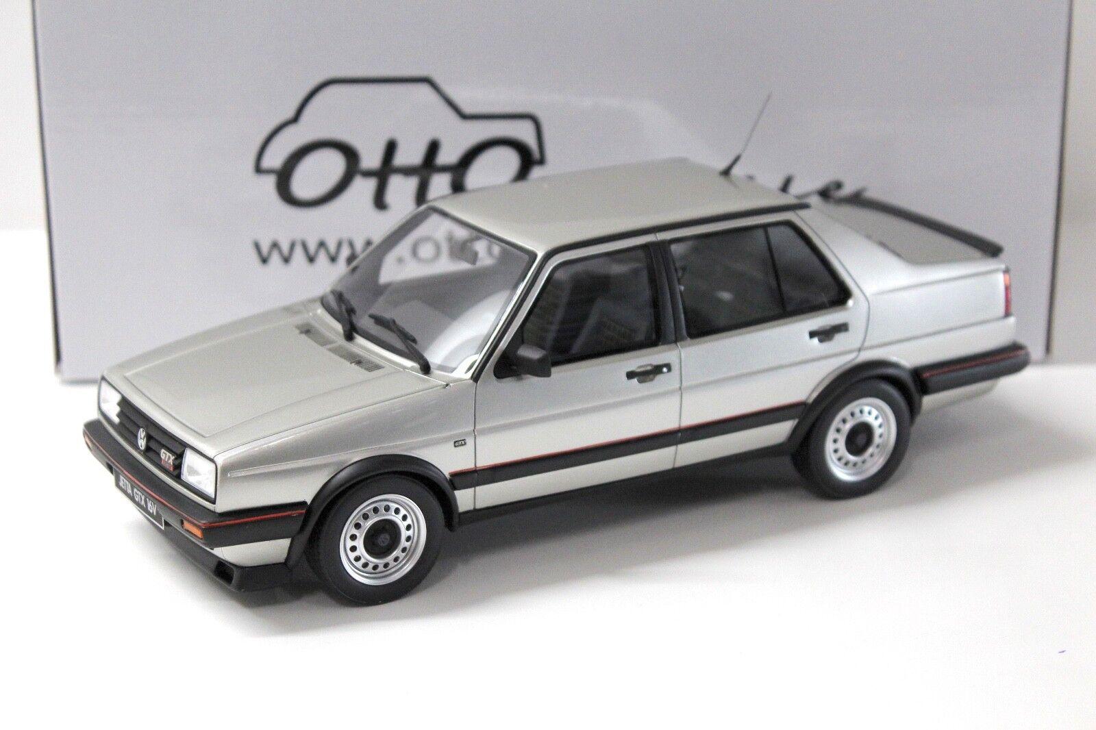 caliente 1 18 Otto VW Jetta MKII GTX GTX GTX 16v sedan plata New en Premium-modelCoches  bienvenido a orden
