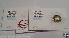 Coincard 2 euro proof 2012 EMU UEM COM TYE Portogallo Portugal