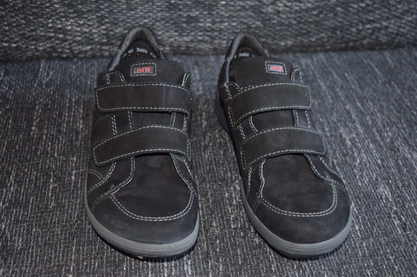 Damen Schuhe ara schwarz Größe 41 neu mit Etikett noch ungetragen