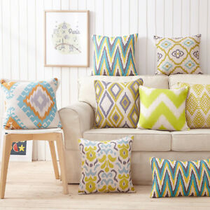 Am-AU-HK-Nordic-Style-18-Inch-Geometric-Pillow-Case-Cushion-Cover-Home-Sofa-D