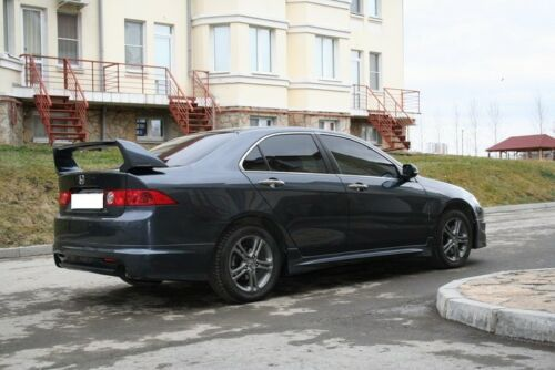 Side Skirts Mugen Style for Honda Accord 7 VII Acura TSX CL7 2006-2008