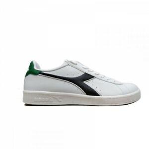 Scarpe-Da-Ginnastica-Diadora-Game-P-Sneakers-Basse-Uomo-Bianche-10116028101C1409