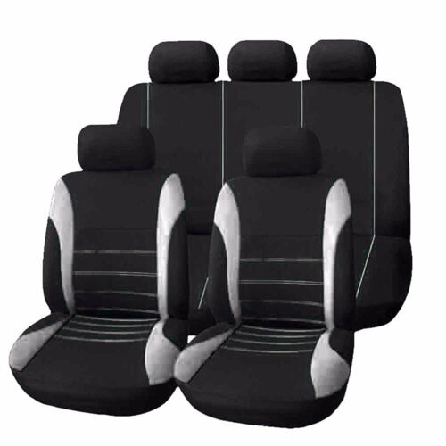 Car Seat Covers 5 Seats Full Seat Protector Cushion Auto Interior Accessories