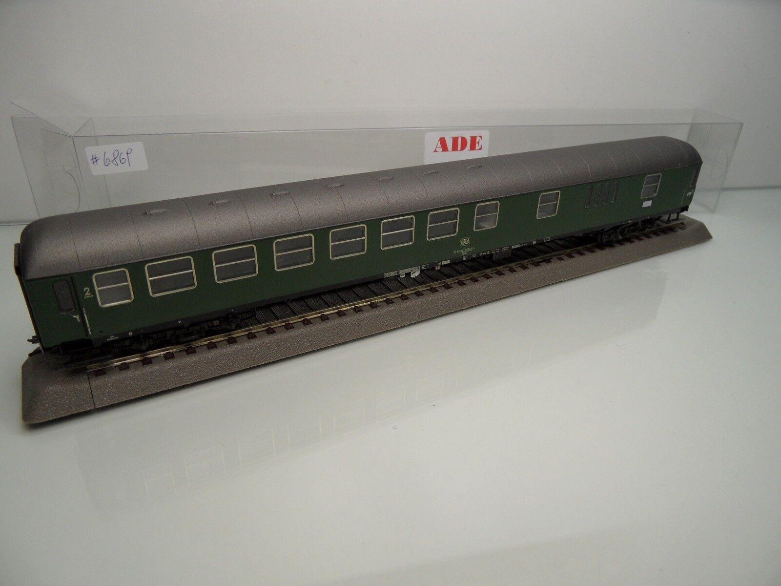 ADE - H0 - DB - Gepäck- Abteilwagen 2.Klasse - TOP EK -