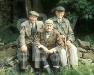 Last-of-the-Summer-Wine-TV-Bill-Owen-Brian-Wilde-Peter-Sallis-10x8-Photo