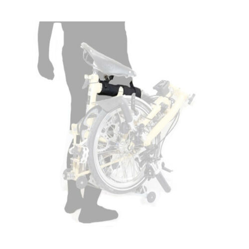 Bicycle Strap Black BLUESPRITE Brompton Moving Grip for Cycling