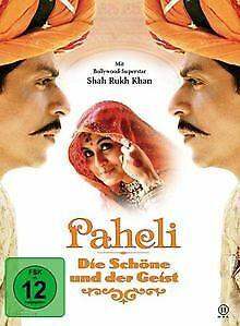 Paheli-Die-Schoene-und-der-Geist-von-Amol-Palekar-DVD-Zustand-gut