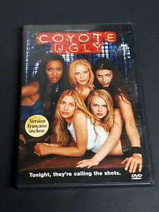 Coyote-Ugly-DVD-Canadian-Import-Not-Rated-Bilingual