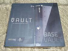 MICROSOFT XBOX 360 S SLIM CALIBUR11 BASE VAULT CONSOLE CASE SHELL MOD in Black