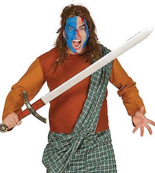 Grand 120cm Médiéval Épée Excalibur Cosplay Larp Halloween Jeu des Trônes