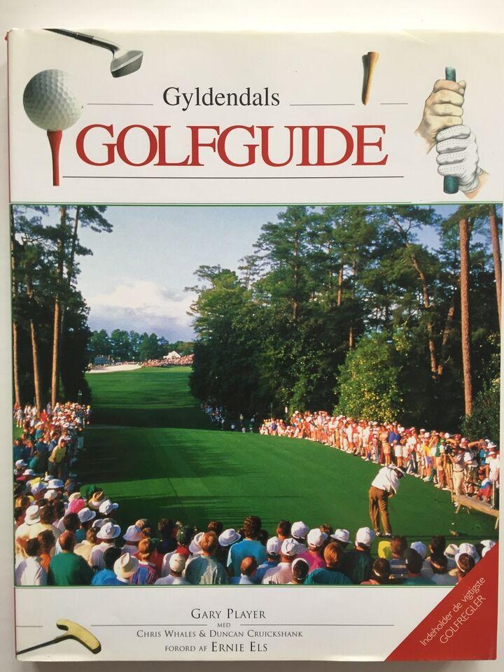 Gyldendals Golfguide, Gary Player, emne: hobby og sport
