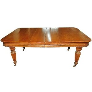 Antique Conference Table EBay - Antique conference table