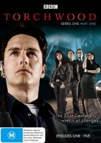 1 of 1 - Torchwood : Series 1 : Part 1 (DVD, 2007, 2-Disc Set)*