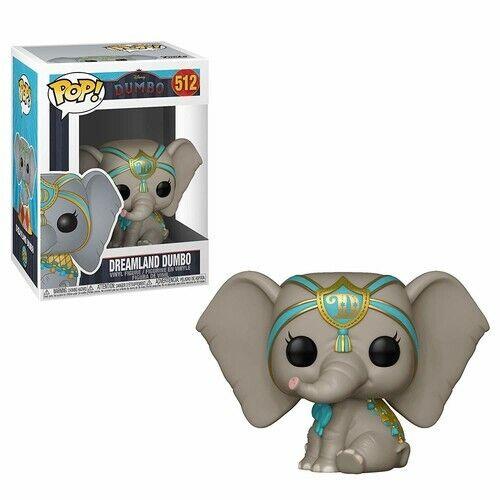 Dumbo (Live) - Dreamland Dumbo - Funko Pop! Disney: (2019, Toy NEUF)