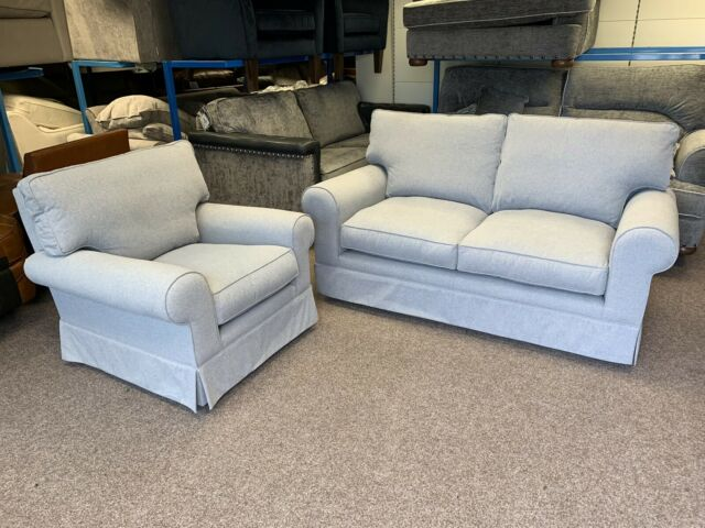 Fabric Suite 3 Seater Sofa 2 Armchairs