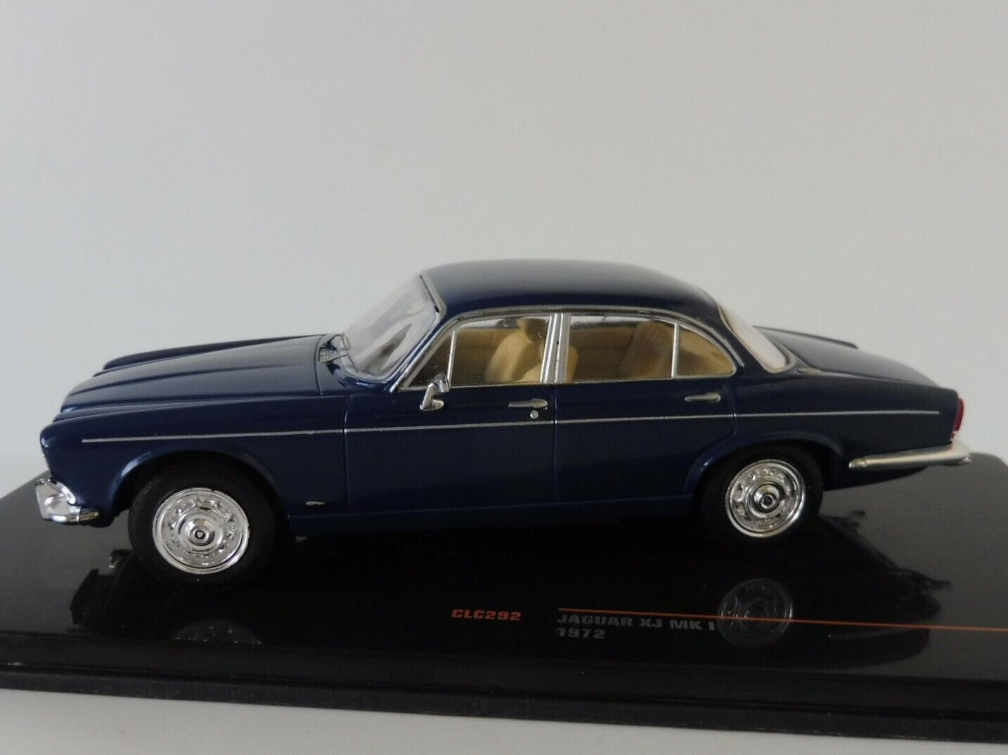 salida Jaguar XJ Mk.i 1972 1 43 Ixo CLC292 Serie Serie Serie i Azul  wholesape barato