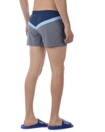 Grigio Mare Costume In Made Beachwear Uomo Fendi Fxb077ota Swimsuit F1251 Italy Hqw6P8qx