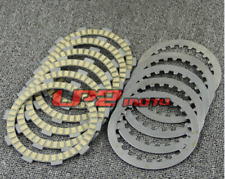 Clutch Friction Plate Discs Kit Fits Yamaha YZF R6 06-15 FZR750R OWOI 1989-1990