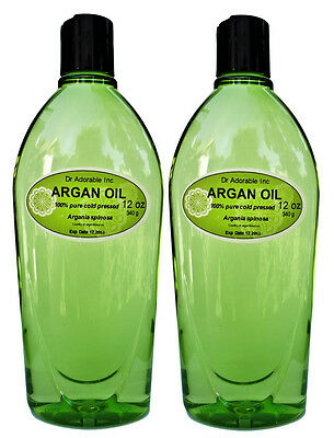 24 OZ ARGAN OIL COLD PRESSED 100% PURE