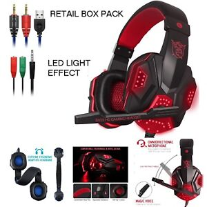 NEW-DELUXE-HEADSET-HEADPHONE-WITH-MICROPHONE-FOR-XBOX-ONE-amp-S-PS4-PC-MAC-TABLETS