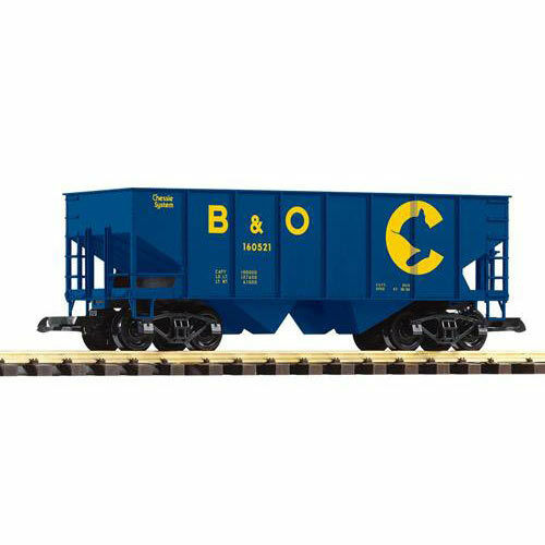 PIKO Chessie-B&O Rib Side Hopper 160521 G Gauge 38882