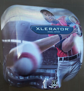 excel dryer usa made xlerator hand dryer baseball sports image is loading excel dryer usa made xlerator hand dryer
